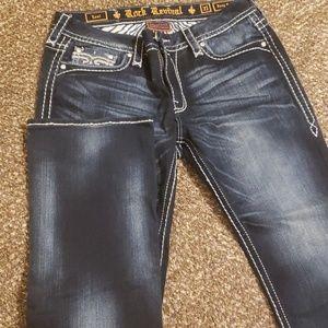 Rock Revival Boot Cut Jean